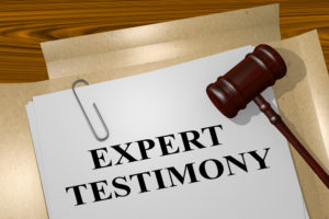 Expert Testimony Required